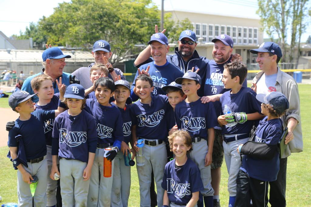 2015 Rays Team Photo Championship